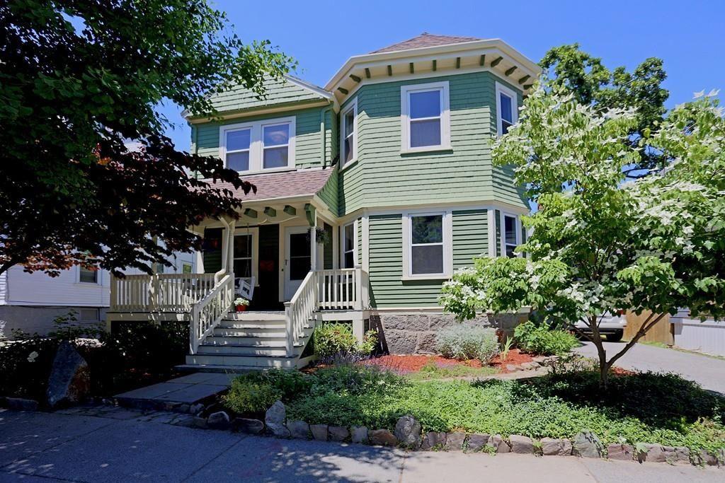 8 Ashmont Street, Dorchester, Boston, MA 02124 (With ...