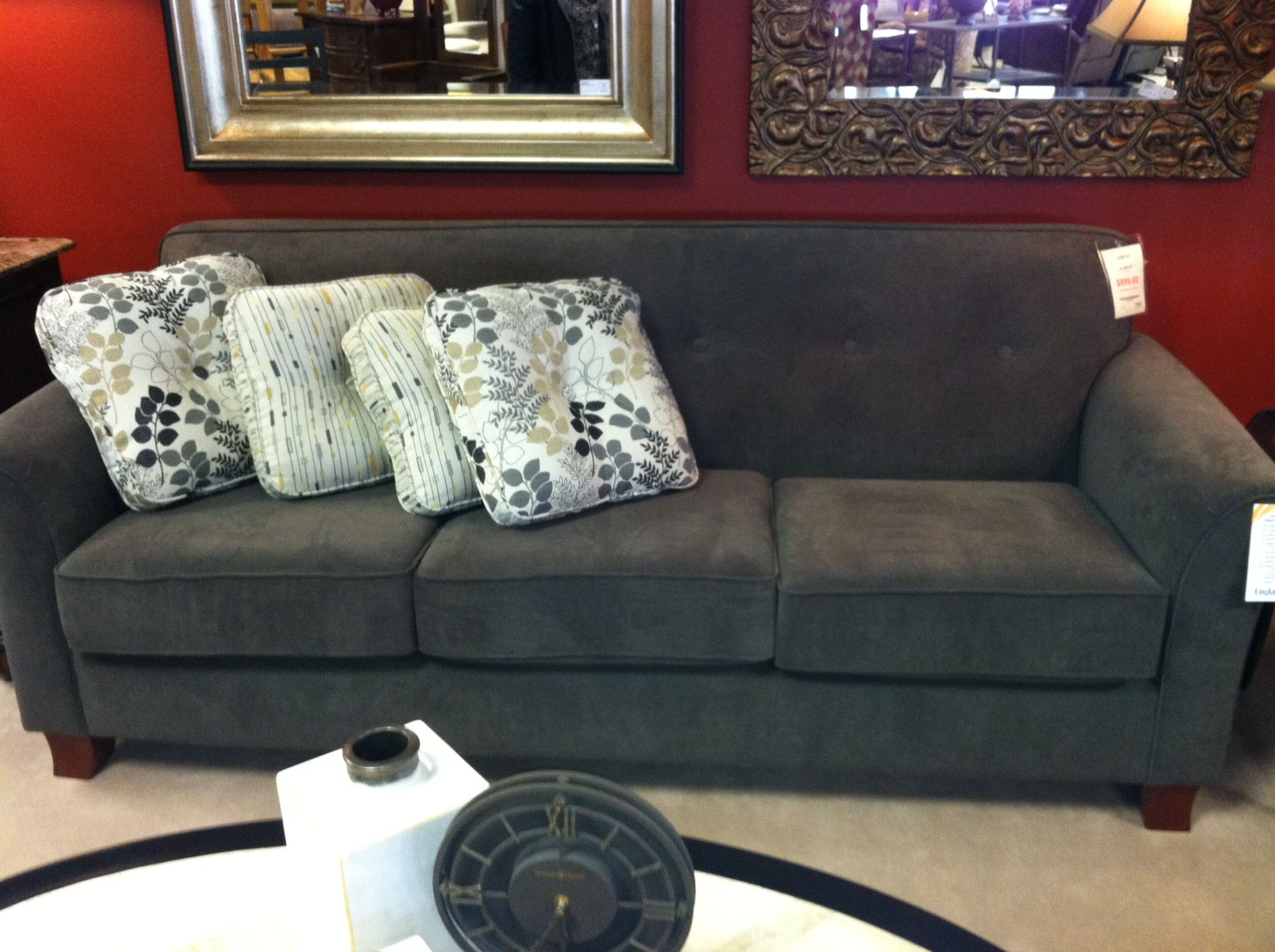 Option At Deets, Couch Love Seat   England Furniture