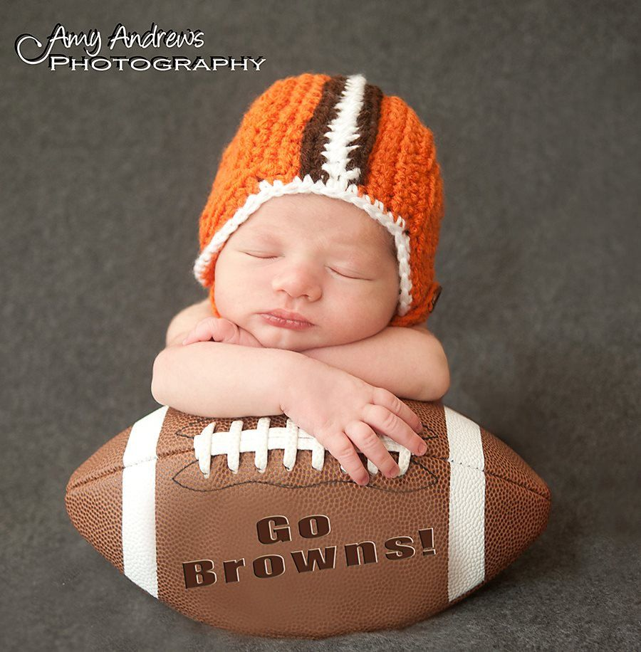 reputable site dd10d 20ecb Childrens/Toddler Cleveland Browns Helmet by ...