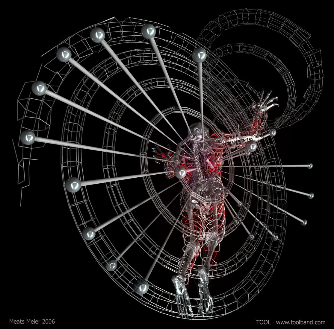 Tool From The Album Of 10 000 Days Tool Tool Artwork