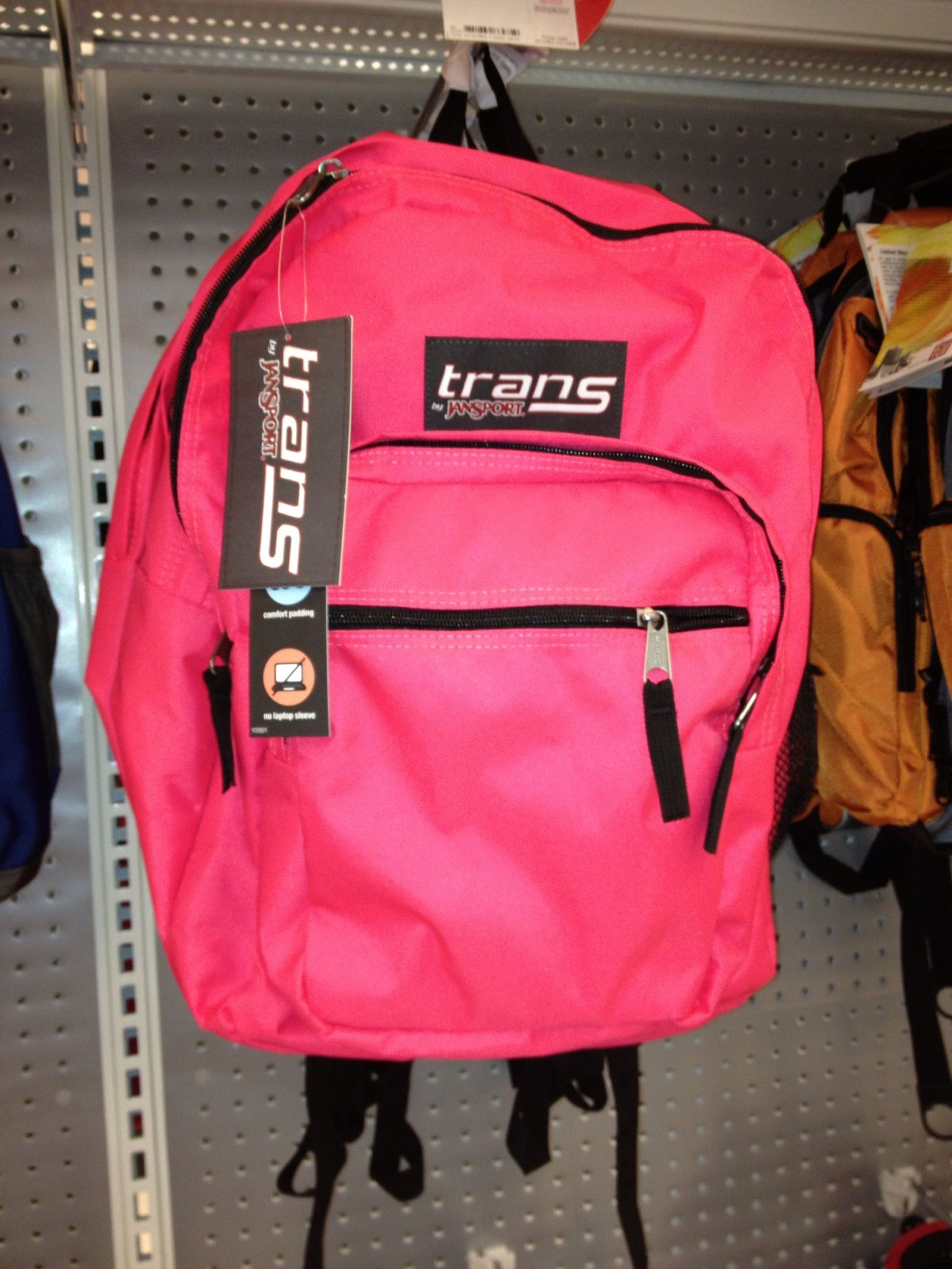 653fe6765921 Cute pink backpack-trans jansport backpack