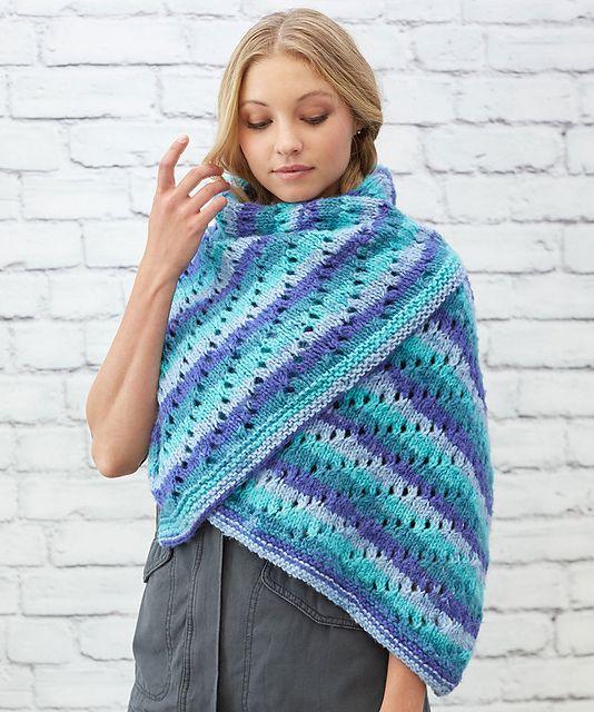 Knitting patterns galore pleasing eyelet shawl shawls knitting patterns galore pleasing eyelet shawl dt1010fo