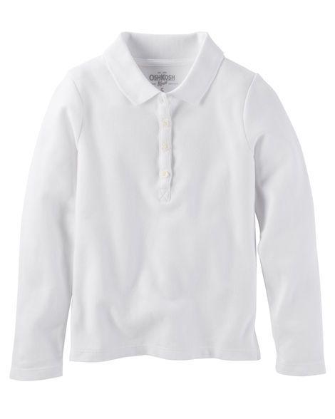 2f06687ce Piqué Uniform Polo Toddler School Uniforms, My Boys, Kids Girls, Baby Kids,