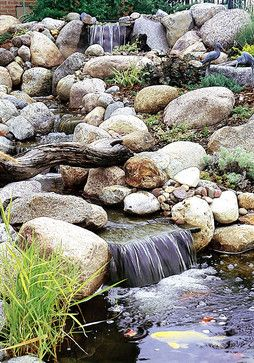 Landscaping A Dry River Bed Design, Pictures, Remodel, Decor and ...