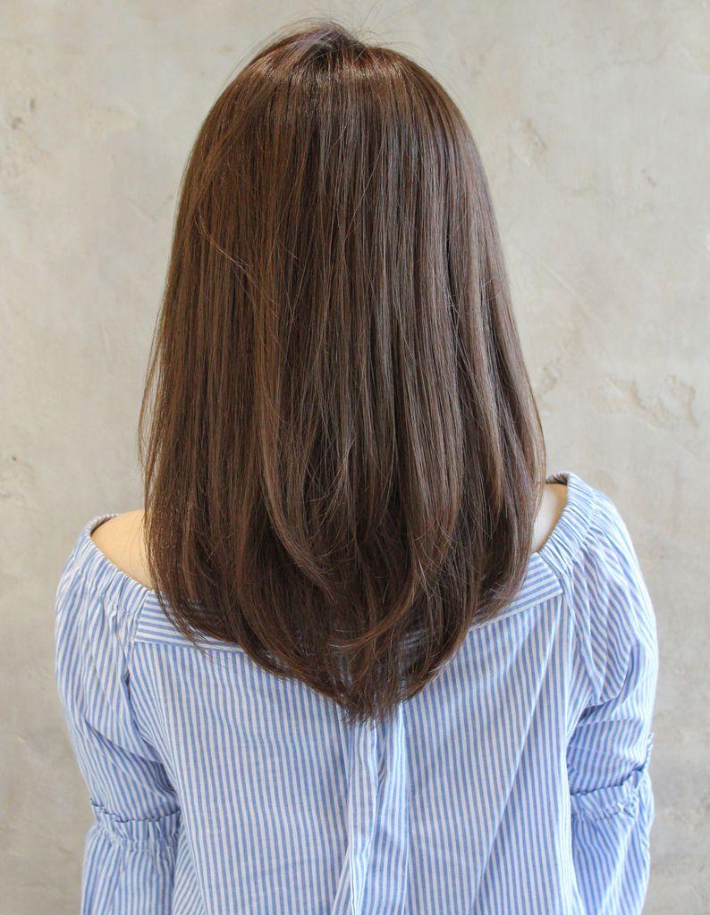 ワンカールパーマで簡単スタイリング(TK−253) | ヘアカタログ・髪型・ヘアスタイル