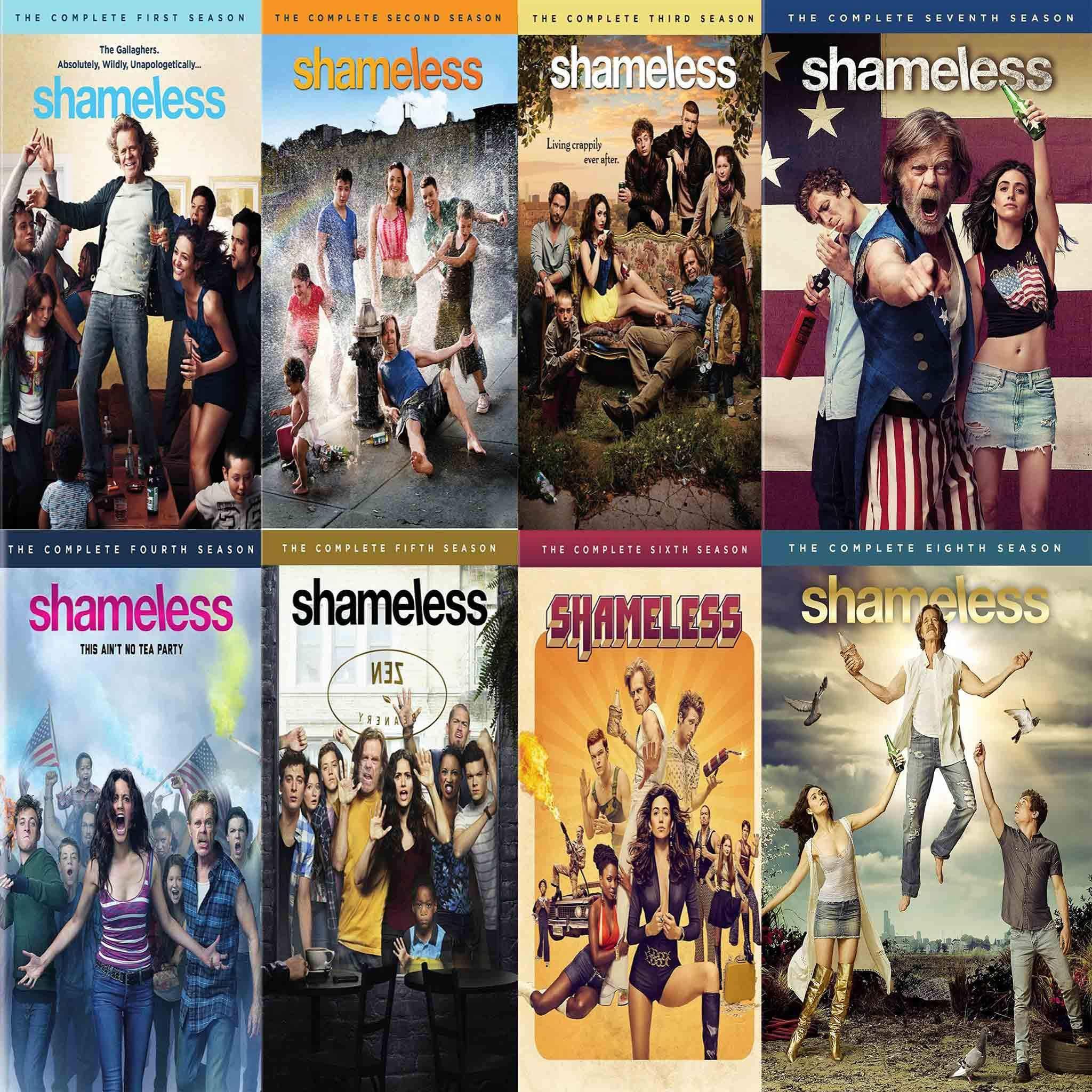 Shameless Tv Series Seasons 1 10 Dvd Set Shameless Season 1 Shameless Dvd Shameless Series