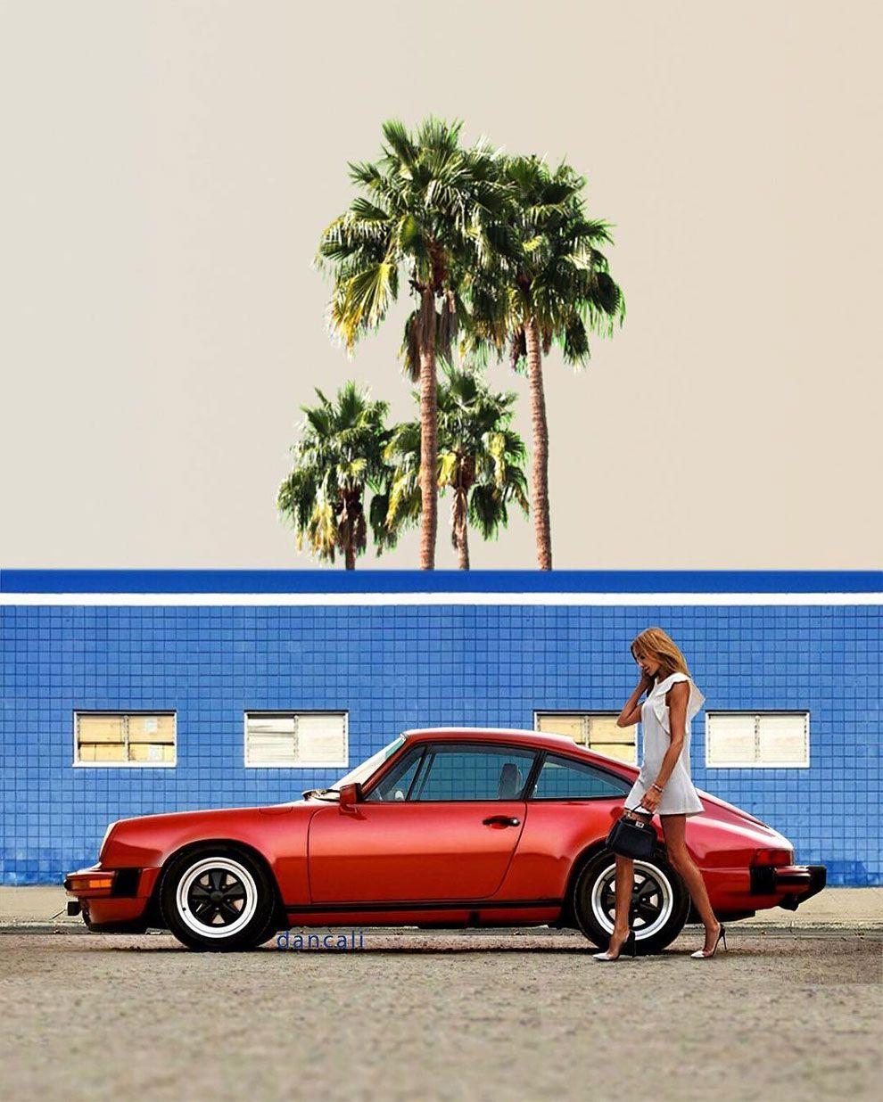 Niesamowite samochody na zdjęciach Daniela Cali