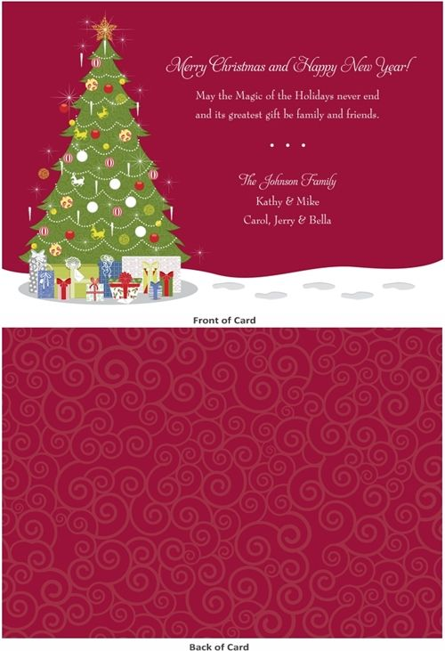 Merry christmas and happy new year christmas card sayings colors explore christmas card wording and more m4hsunfo