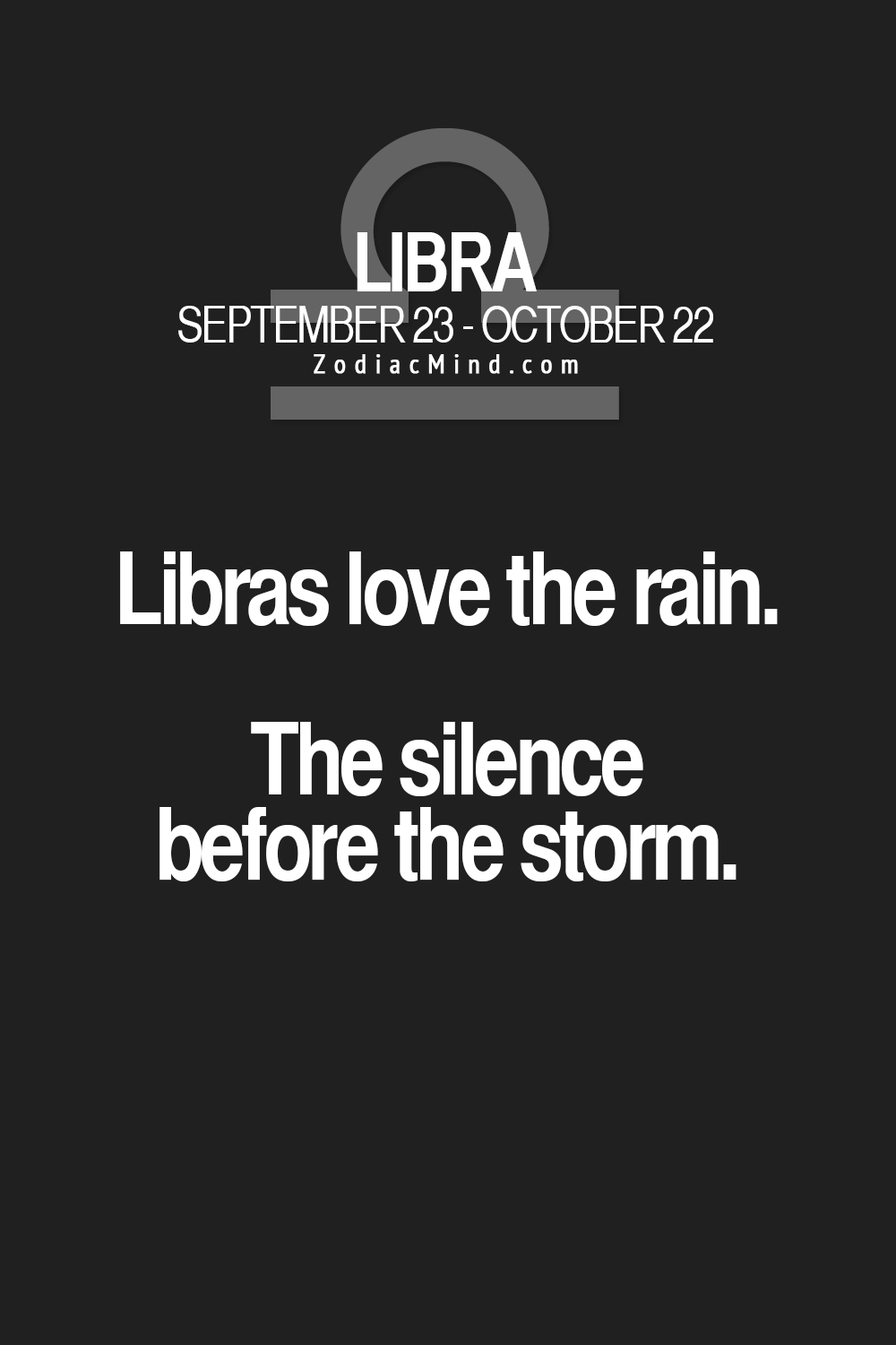 Libras in bed