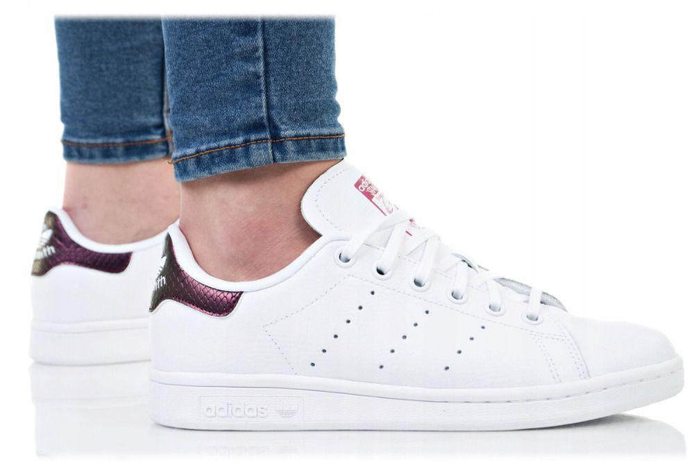 adidas Originals Stan Smith Junior Turnschuhe Weiß Damen