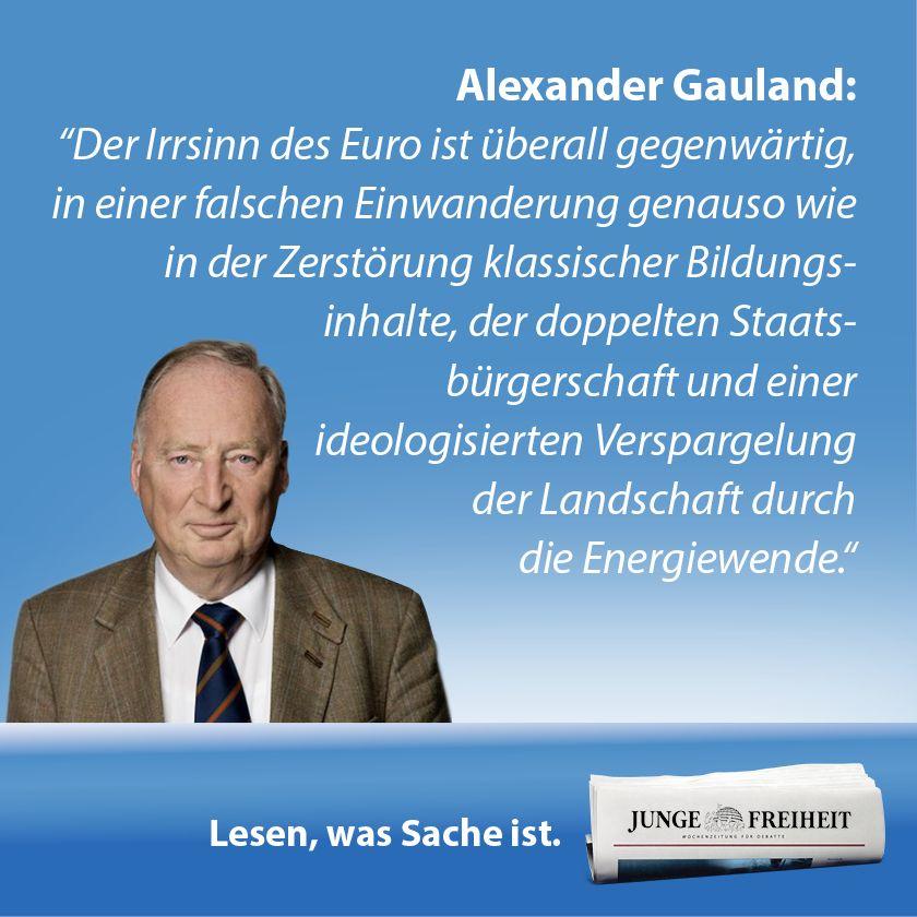 Zitate Gauland
