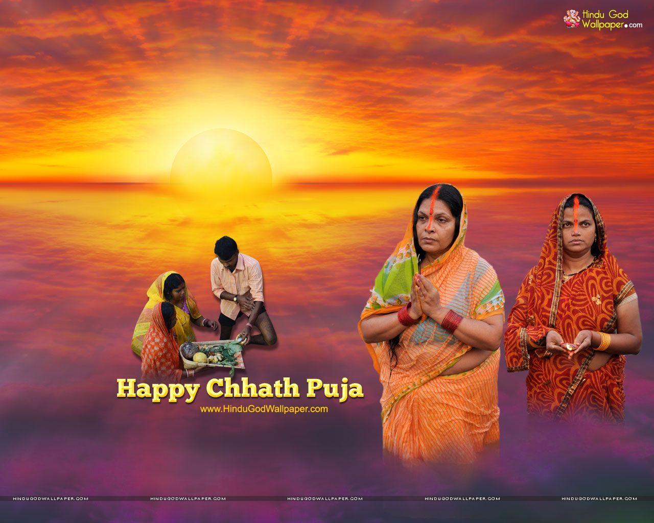 Chhath Puja Hd Wallpaper For Desktop Free Download Desktops