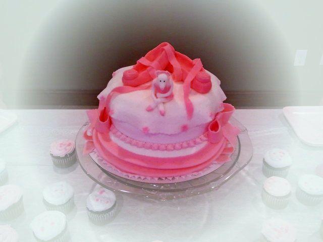 Angelina Ballerina Birthday Party Cake Party Pinterest