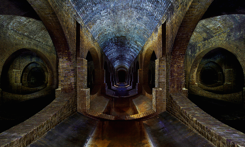 Forgotten Heritage: Subterranean Cisterns of Victorian England | Atlas Obscura
