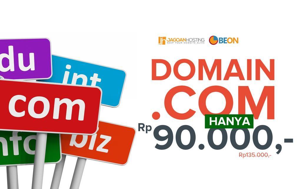25+ Promo domain jagoan hosting viral