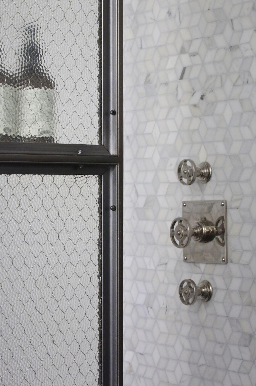A Rugged, Rustic NYC Loft By Matt Bear Of Union Studio. Loft BathroomBathroom  FixturesBathroom ...