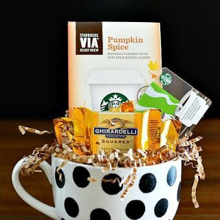 20 Really Really Last Minute Christmas Gifts Coffee Gifts Gift Baskets Diy Christmas Gifts