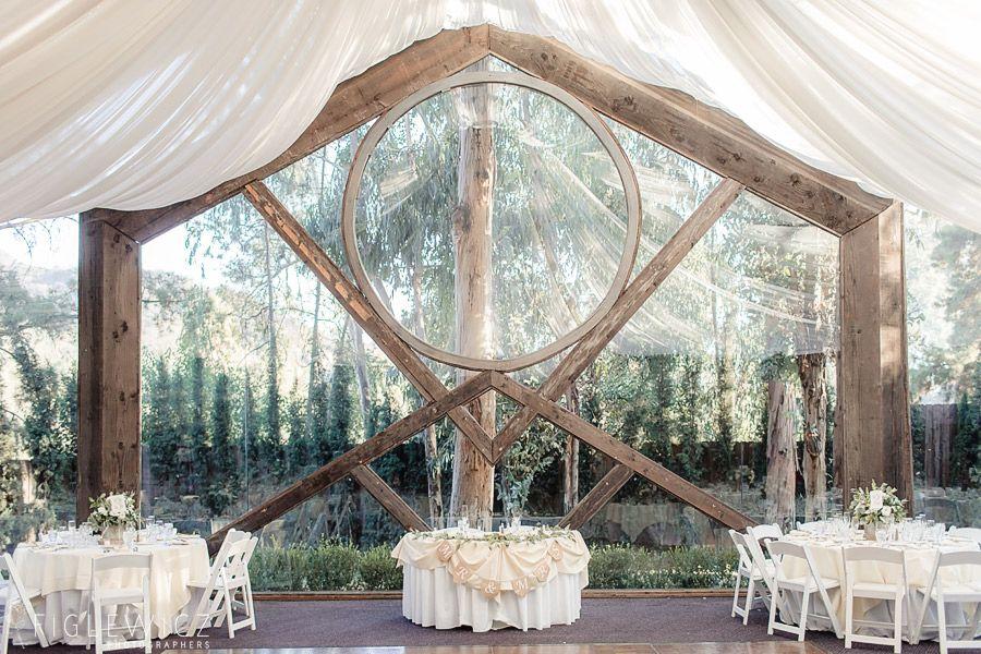 The Oaks Room Calamigos Ranch Calamigos ranch wedding