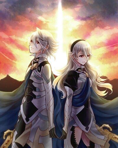 Fire Emblem Fates - Corrin