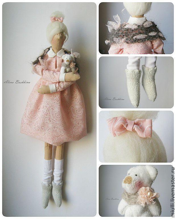Muñecas Tilda de Alena Bashkina | TILDA | Pinterest