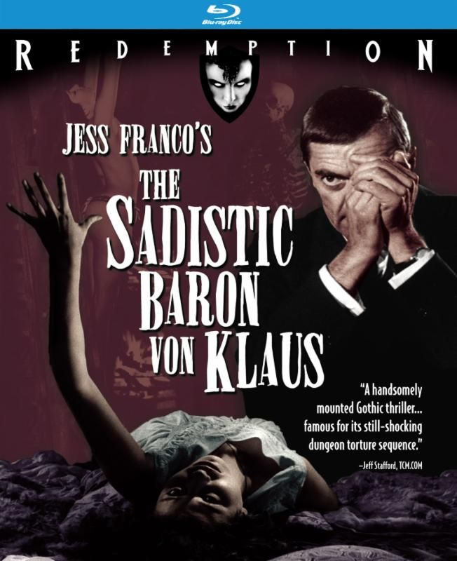Kino Lorber and Redemption Release Jess Franco's The