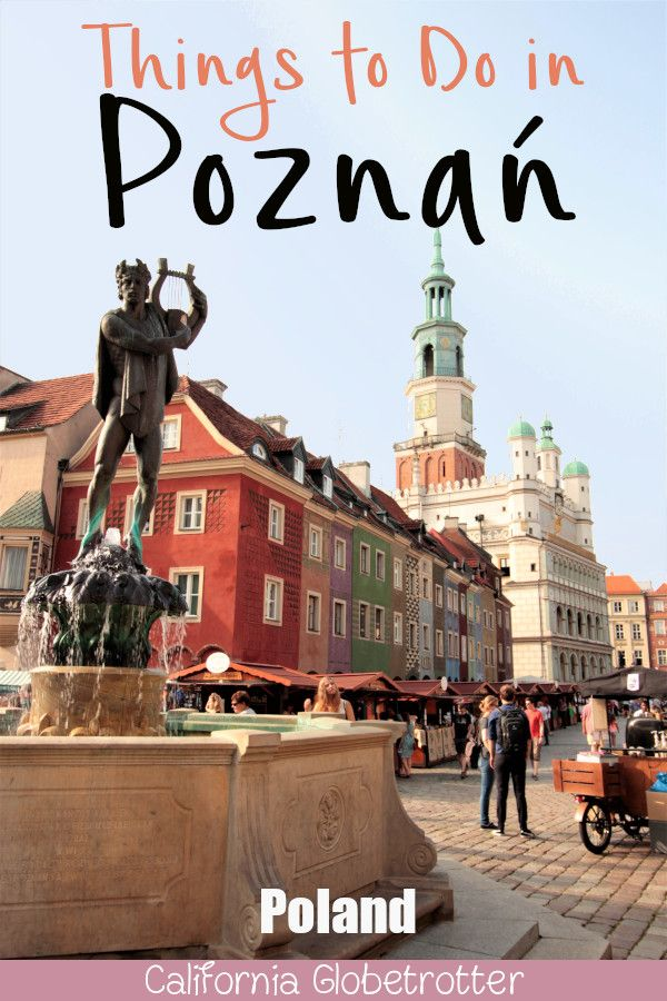 Pretty Poznan, Poland