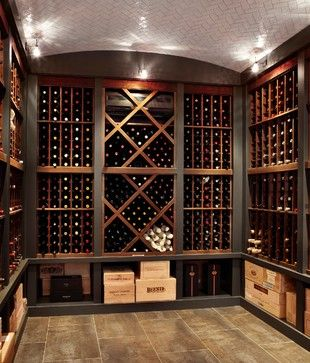 Amazing New Photos   Traditional   Wine Cellar   Chicago   LG Construction +  Development