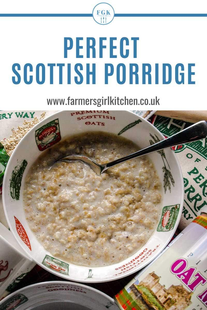 Perfect Scottish Porridge