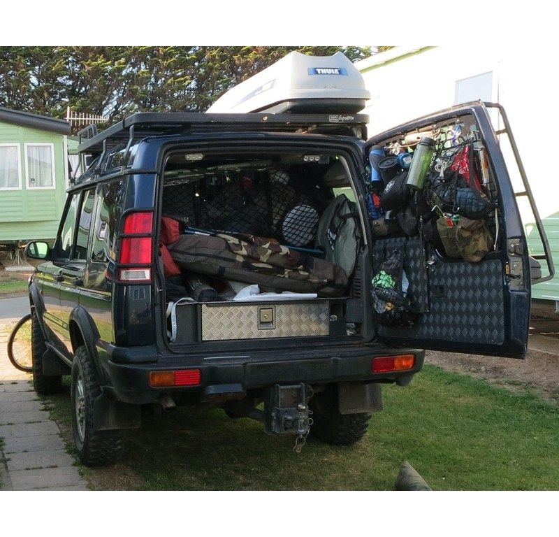 2002 LAND ROVER DISCOVERY For Sale