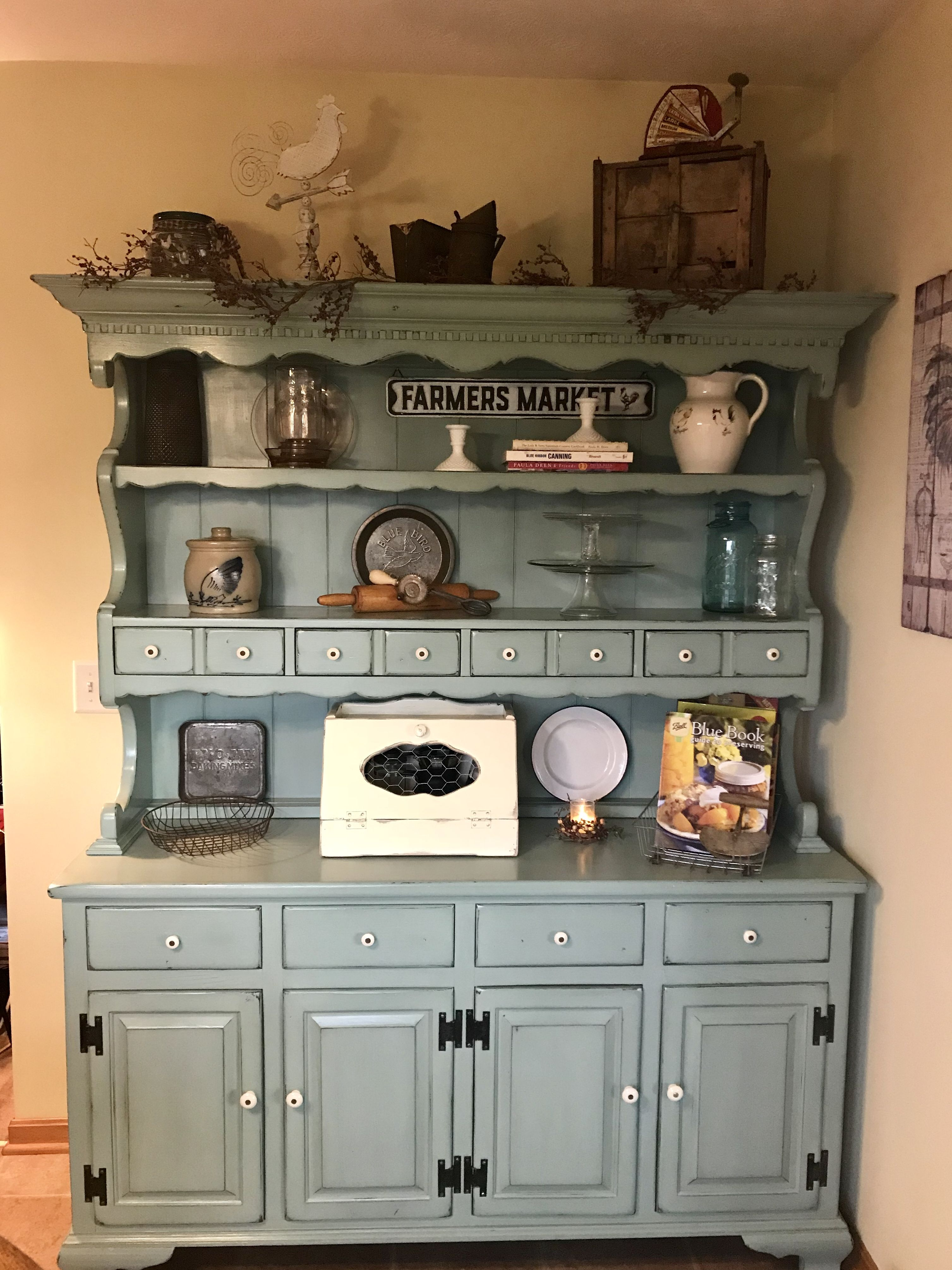 Pin on Hutch upcycle