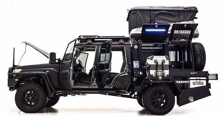 Pin by curtis nunamaker on Vehicles | Landcruiser 79 ...