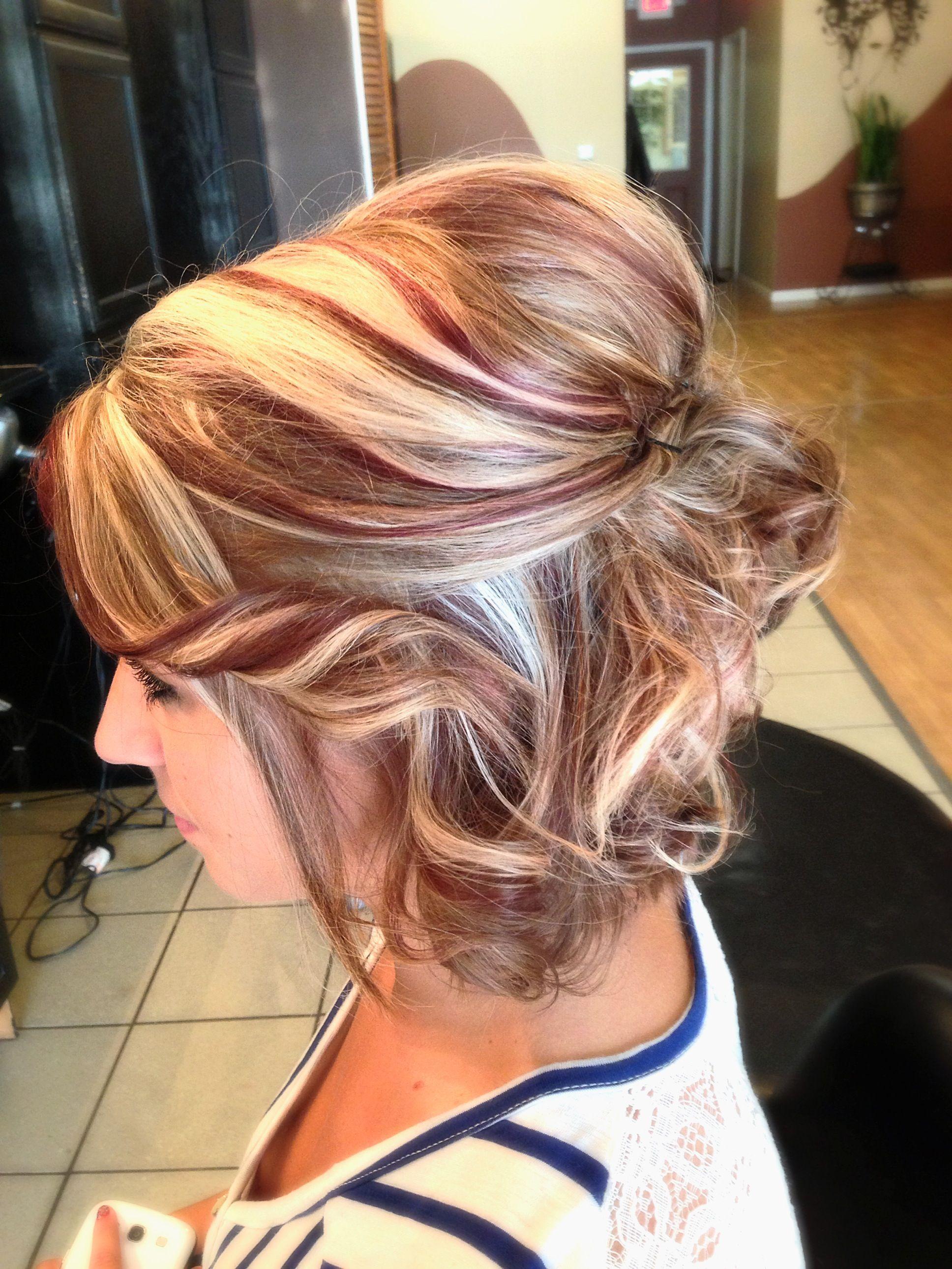 Mahogany Brown Lowlights Google Search Hair Pinterest