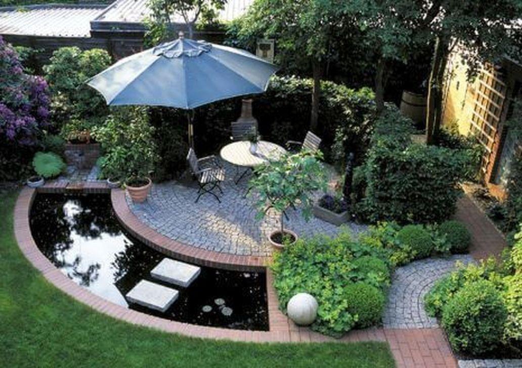 50 Stilvolle kleine Garten Deko Ideen - Diy und Deko #kleinegärten