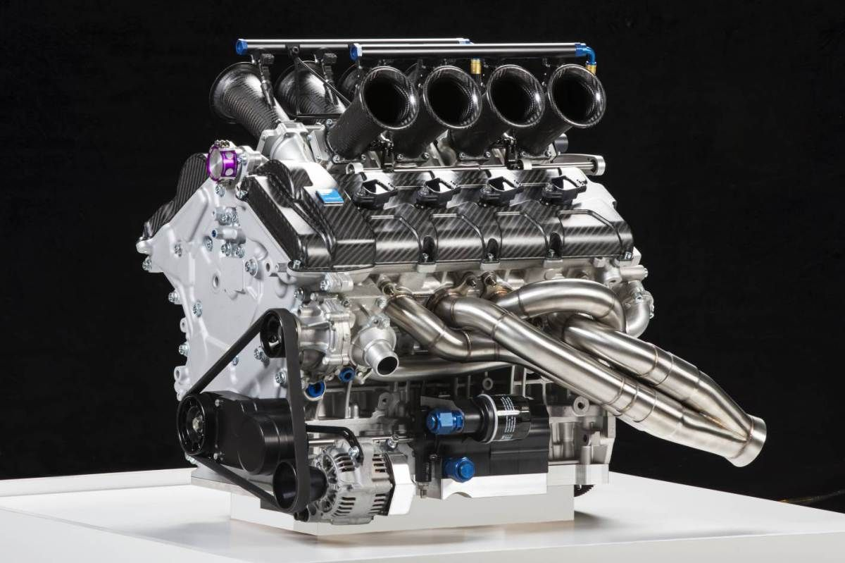 The Volvo V8 You Probably Haven T Heard Of Volvo Engineering Supercar Engine
