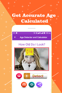 Hello everyone   my new app Age Calculator and detector