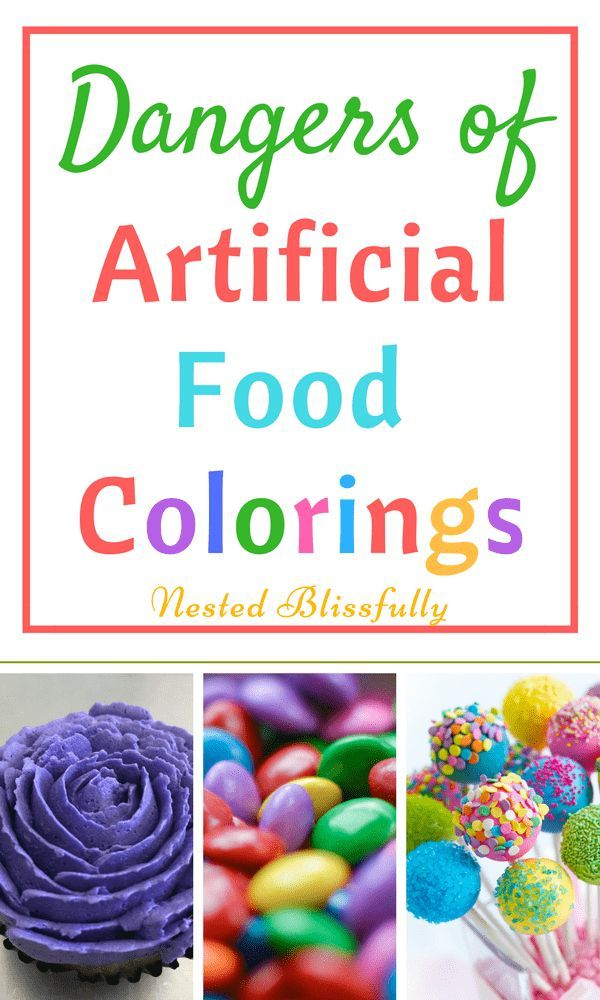 Artificial Food Coloring Dangers (All you need to Know ...