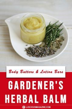 This silky buttery balm with a sweet herbal scent works to soothe hydrate and protect your work-weary hands. The skin on your hands is hard to keep moist because it is thin and has relatively few oil glands... #homeremedies #homemadeproducts #homemade #herbs #flowers #garden #backyard #health #herbal #infusedoils #skincare #beauty #homeskincare #homebeauty #homebodybutters #homelotionbars #homebodybutter #homelotionbar #bodybutters #lotionbars #bodybutter #lotionbar #homeherbalbalm