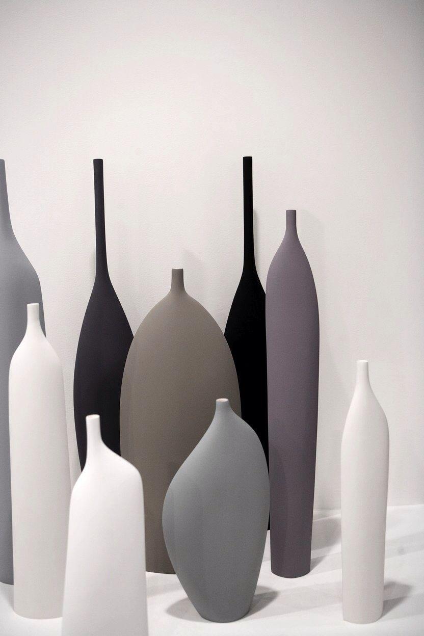 vases from show 2010 photo hangar design group escalier. Black Bedroom Furniture Sets. Home Design Ideas