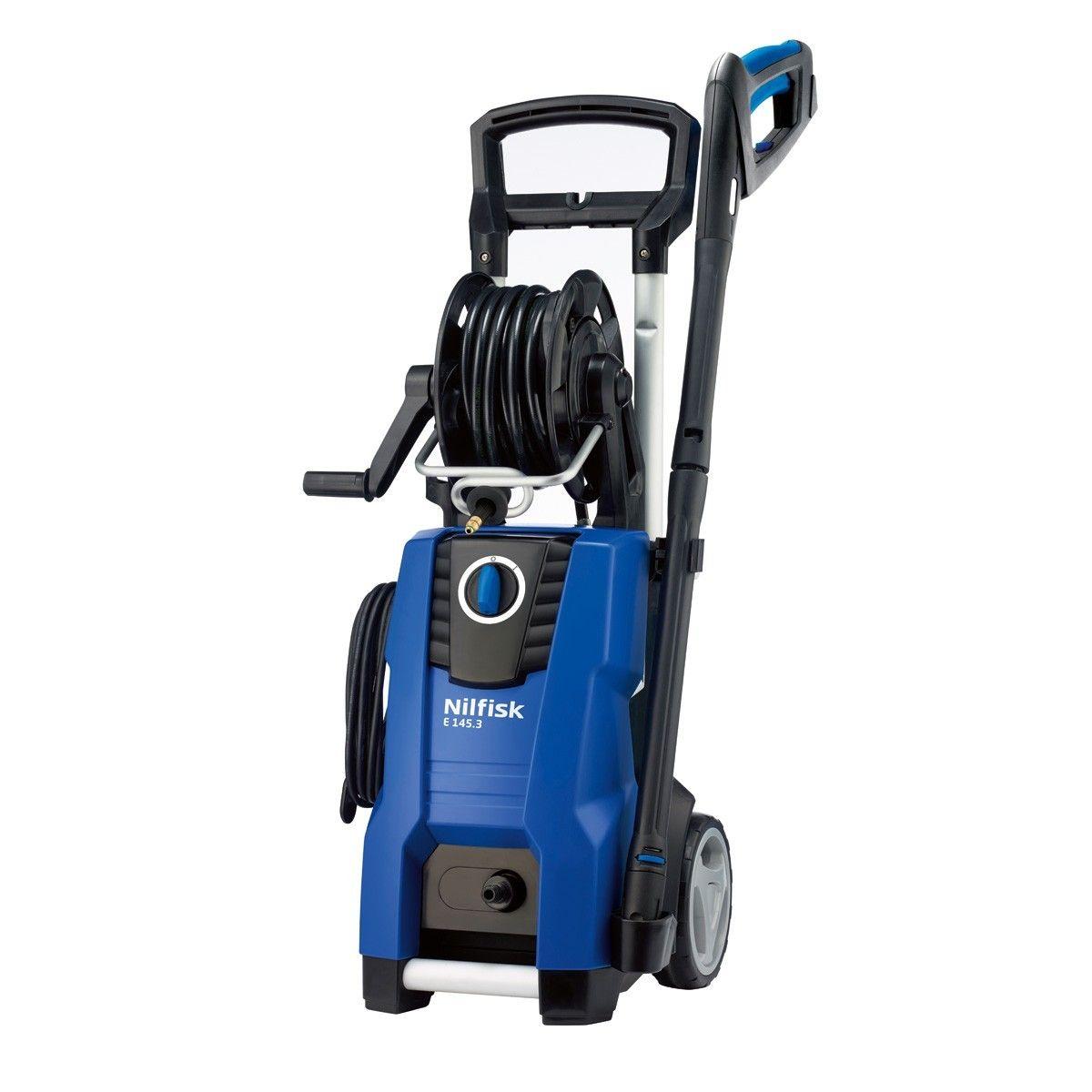 Nilfisk-Painepesuri E 145.3-10 Xtra, Patio Cleaner kaupan päälle!-2