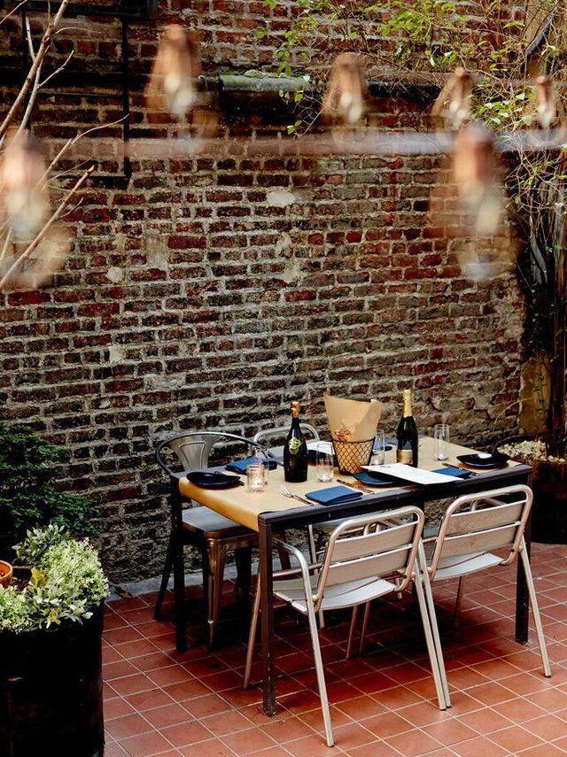 The Best Hidden Gardens Inside NYC Restaurants Nyc
