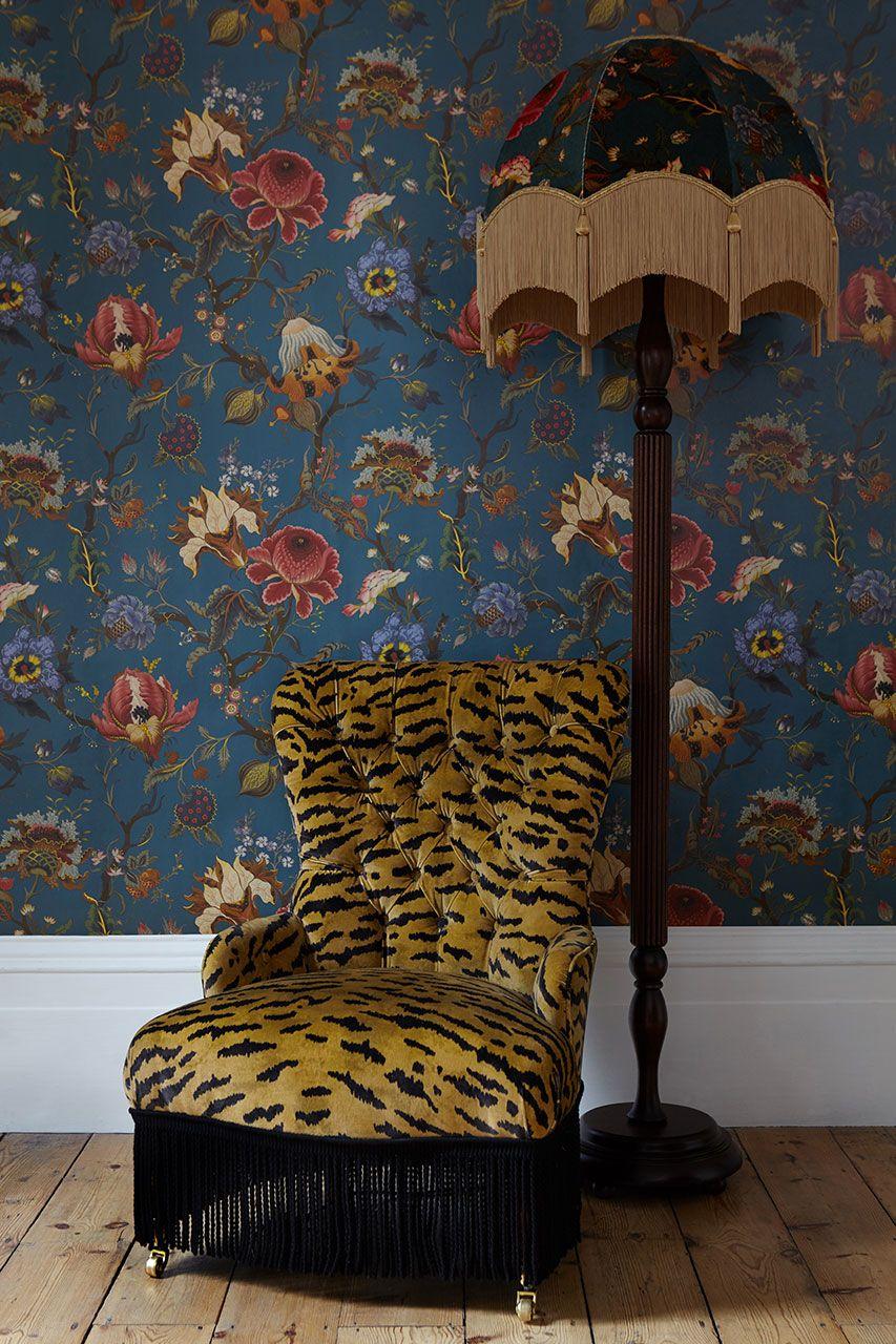 Tigre  HOUSE OF HACKNEY  House of hackney wallpaper, Opulent