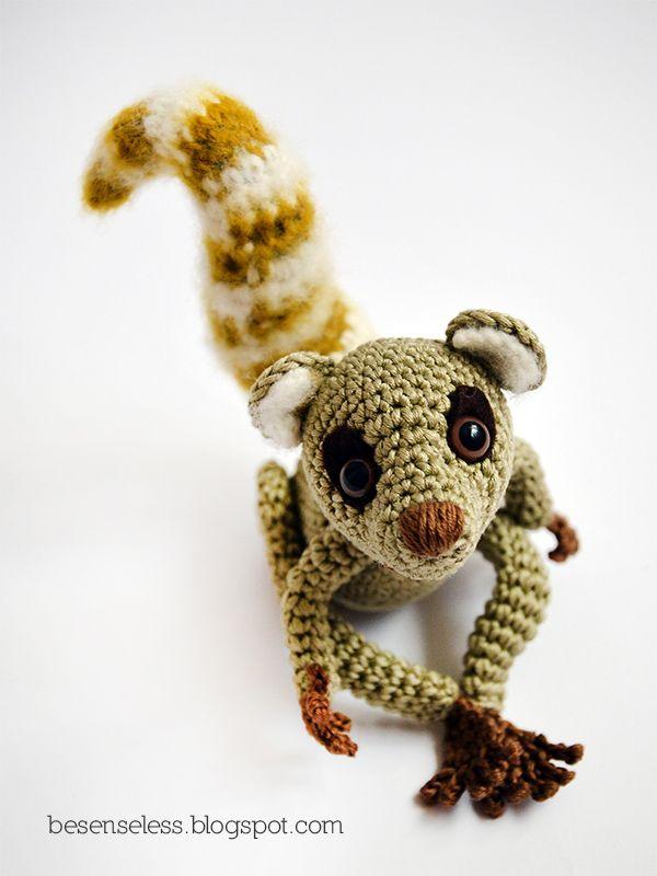 Patrón: lemur de cola anillada. De pago.