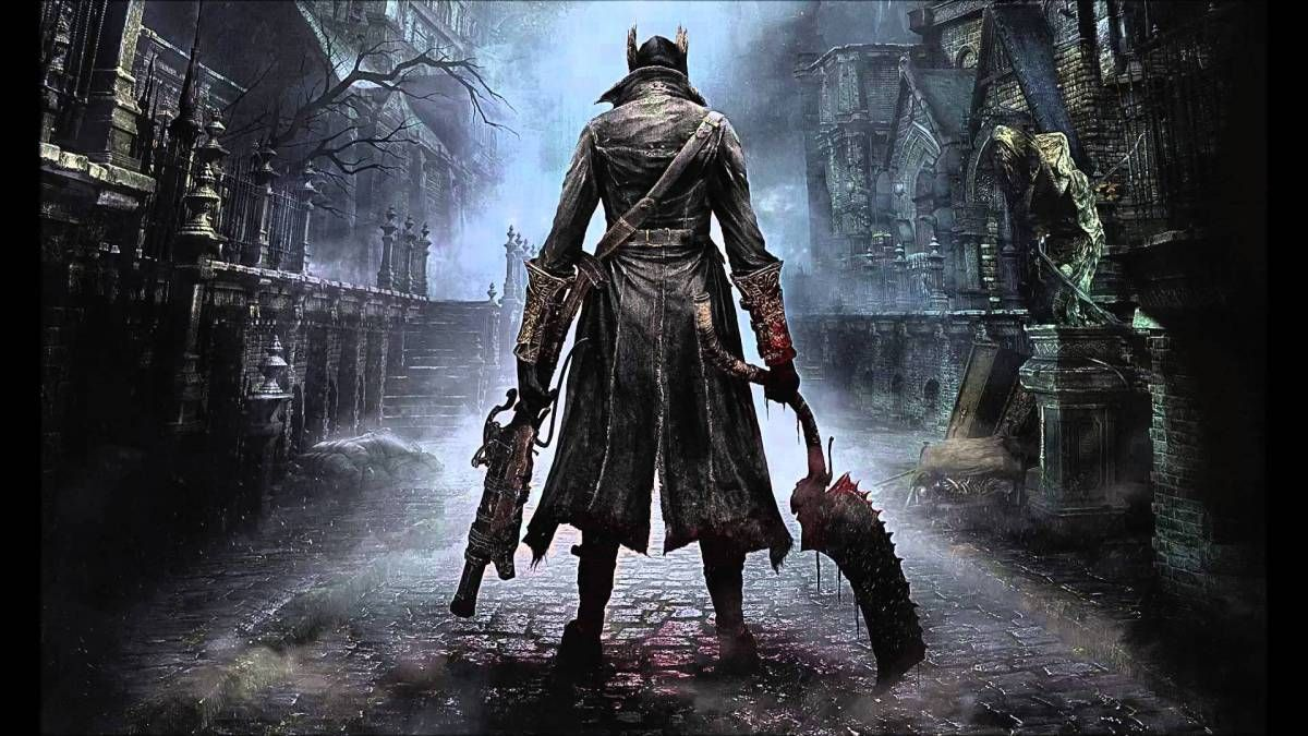 25 Best Ps4 Games You Should Own Bloodborne Bloodborne Game Bloodborne Characters