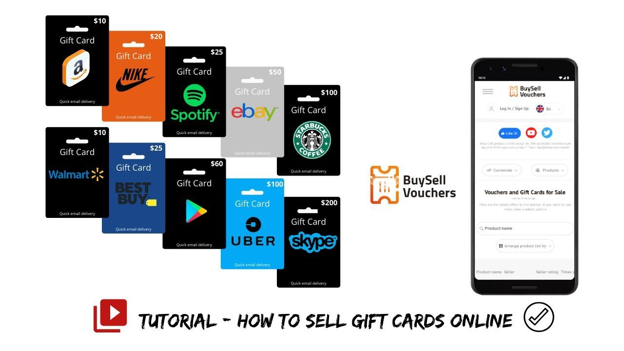 Cash Out Gift Cards With No Fee In 2020 Sell Gift Cards Gifts Gift Card