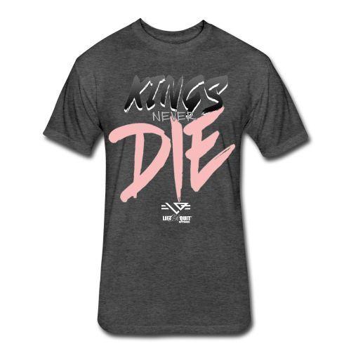 """Men's """"Kings Never Die"""" Tee"""