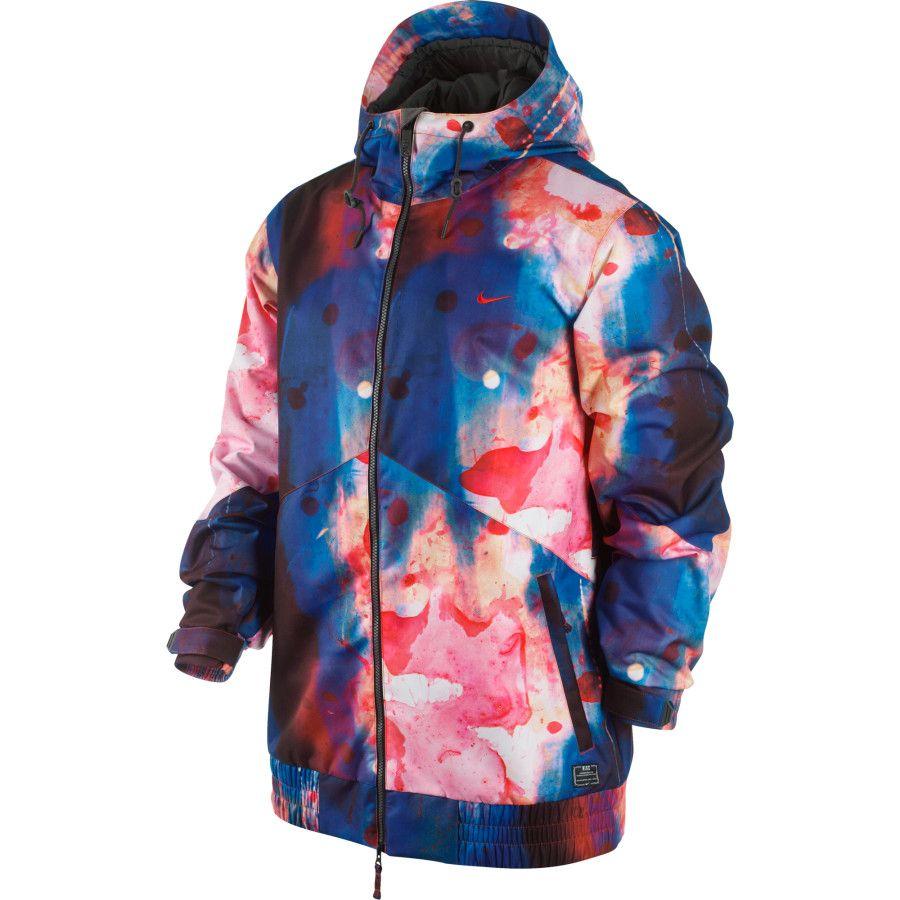 Nike Snowboarding Kampai Print Jacket - Men s  fff4efe09