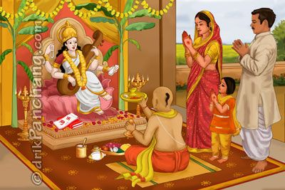 This page provides you the most shubh, auspicious time and date for Saraswati Puja on Vasant Panchami in year 2015 for Chandigarh, Chandigarh, India. Saraswati Puja is also known as Shri Panchami, Saraswati Panchami and Basant Panchami.