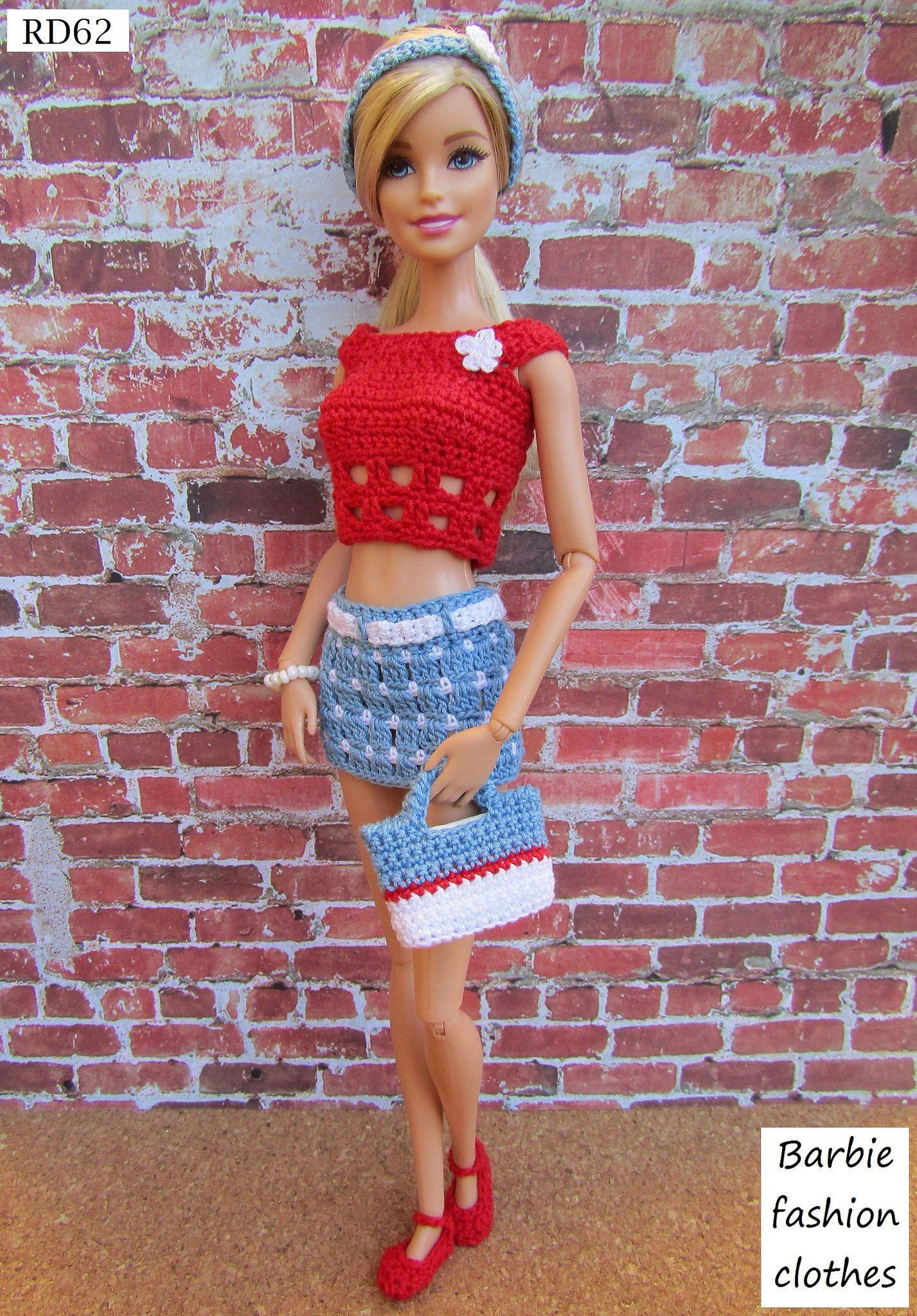 https://flic.kr/p/SUPcnP | RD62 | Barbie fashion clothes | Pinterest ...