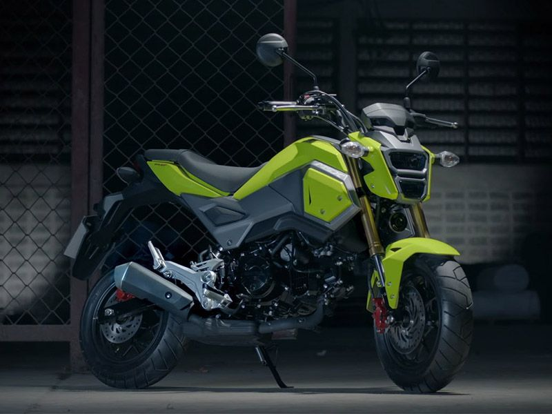 Detailed 2017 Honda Grom 125 Review Of Specs Changes Announcement For Usa Pro Kevin