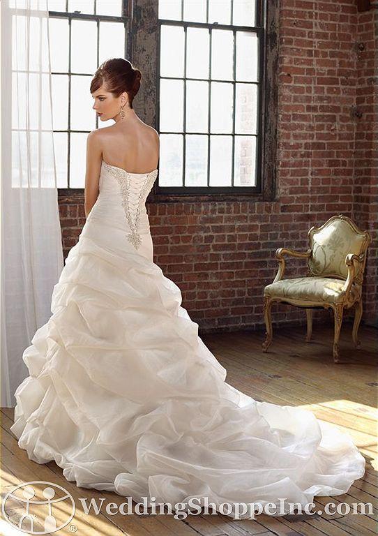 My wedding gown Mori Lee Bridal Gown 4803 | My Dream Wedding ...